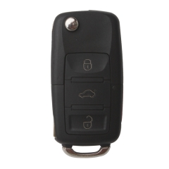 Remote 4 Button Key Shell for New Ford