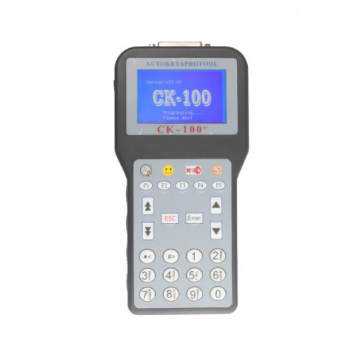[Ship from US No Tax] CK-100 Auto Key Programmer V99.99 Newest Generation SBB With 1024 tokens