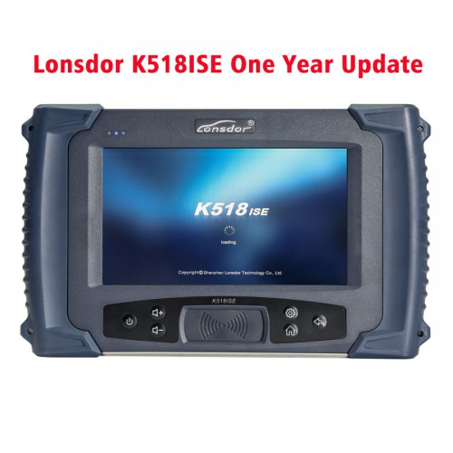 Lonsdor K518ISE One Year Update Subscription (For Some Important Update Only) After 180 Days Trial Period
